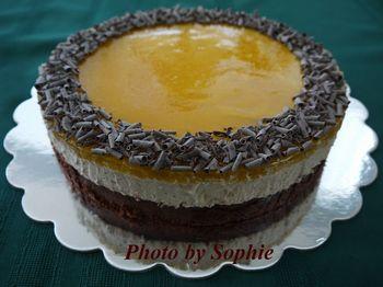 B52カクテルケーキ